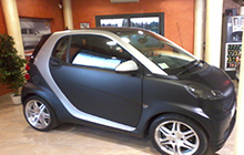 Pellicola Car wrapping BlackGlass